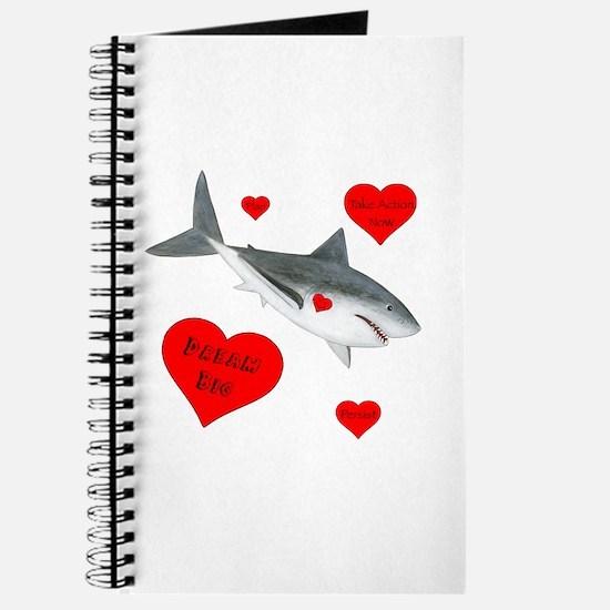 Dream Big Shark Journal