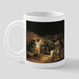 Francisco de Goya The Third Of May Mug