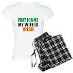 Pray Wife Irish Women's Light Pajamas