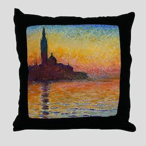 San Giorgio Maggiore Throw Pillow