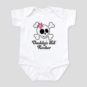 Daddy's Lil Rocker Infant Bodysuit