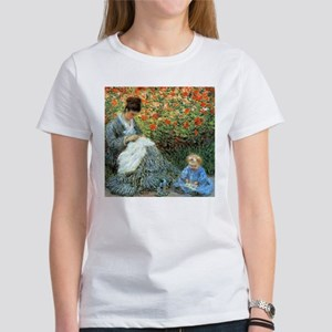 Camille with Child Women's T-Shirt