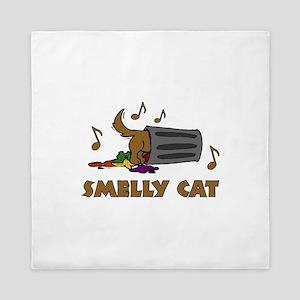 Smelly Cat Queen Duvet