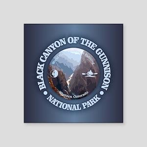 Black Canyon of the Gunnison Sticker