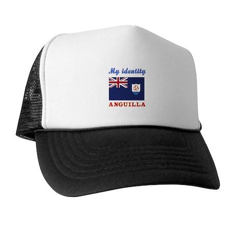 My Identity Anguilla Trucker Hat