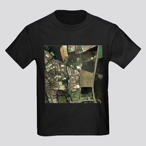 Buncefield depot - Kid's Dark T-Shirt
