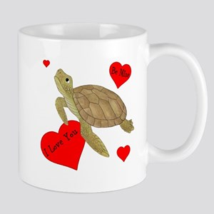 Personalized Turtle Mug