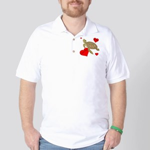 Personalized Turtle Golf Shirt