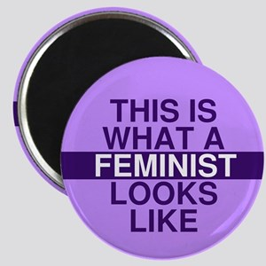This is what a feminist looks like Magnet