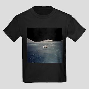 Apollo 17 astronauts - Kid's Dark T-Shirt