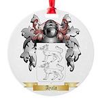 Ayala Round Ornament