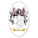 Ayala Sticker (Oval)