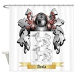 Ayala Shower Curtain