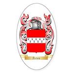 Axten Sticker (Oval)