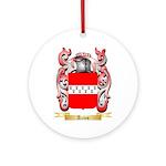 Axten Ornament (Round)