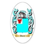 Avory Sticker (Oval 50 pk)