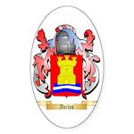 Aviles Sticker (Oval 50 pk)