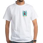 Avila White T-Shirt