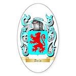 Avila Sticker (Oval 10 pk)