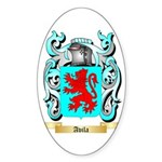 Avila Sticker (Oval 50 pk)