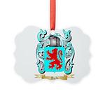 Avila Picture Ornament