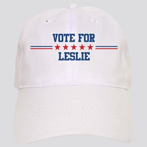 Vote for LESLIE Cap