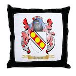 Avesque Throw Pillow
