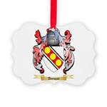 Avesque Picture Ornament