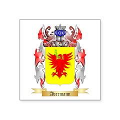 Avermann Square Sticker 3