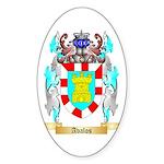 Avalos Sticker (Oval)