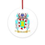 Avalos Ornament (Round)