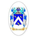 Auxten Sticker (Oval 50 pk)