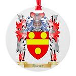 Auvrey Round Ornament