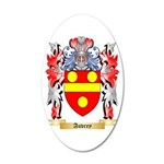 Auvrey 20x12 Oval Wall Decal