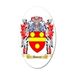 Auvrey 35x21 Oval Wall Decal