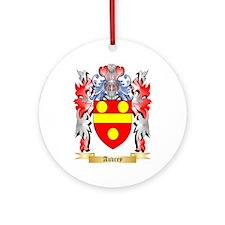 Auvrey Ornament (Round)