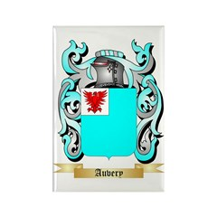 Auvery Rectangle Magnet (100 pack)