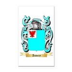 Auvery Rectangle Car Magnet