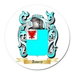Auvery Round Car Magnet