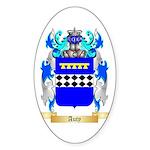 Auty Sticker (Oval)