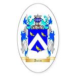 Autin Sticker (Oval 50 pk)