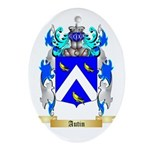 Autin Ornament (Oval)