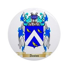 Auston Ornament (Round)