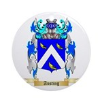 Austing Ornament (Round)