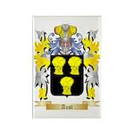 Aust Rectangle Magnet (100 pack)