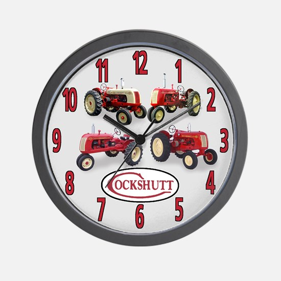 Funny Agriculture Wall Clock
