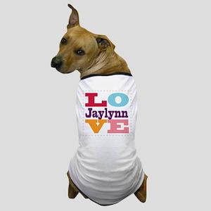 I Love Jaylynn Dog T-Shirt
