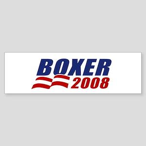Boxer 2008 Bumper Sticker