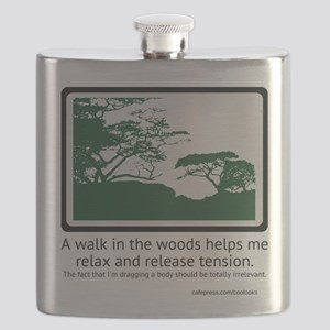 Relaxing Walk Flask