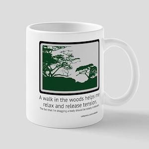 Relaxing Walk Mug